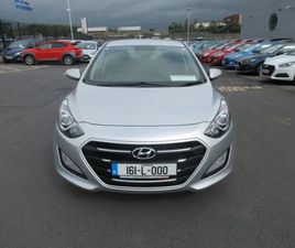 HYUNDAI I30 S 100 BLUEDRIVE ISG START/STOP FOR SALE IN LIMERICK FOR €14,950 ON DONEDEAL