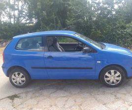 ② VW POLO 1200 MPI ESSENCE 1YEAR GARANTI BON ETAT ROULAU 2028 - VOLKSWAGEN