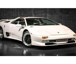 LAMBORGHINI DIABLO 1997 20000KM MANUAL SUPER VELOCE WHEELS