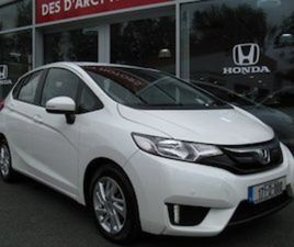 HONDA JAZZ ES AUTOMATIC LOW MILEAGE HIGH SPEC IMM FOR SALE IN DUBLIN FOR €16950 ON DONEDEA
