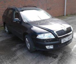 SKODA OCTAVIA, 2008 BREAKING FOR PARTS FOR SALE IN TYRONE FOR € ON DONEDEAL