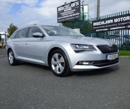 SKODA SUPERB COMBI STYLE 2.0TDI 150HP 6SP // 01/2 FOR SALE IN DUBLIN FOR €16950 ON DONEDEA