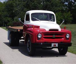 FOR SALE: 1955 INTERNATIONAL R172 IN CADILLAC, MICHIGAN