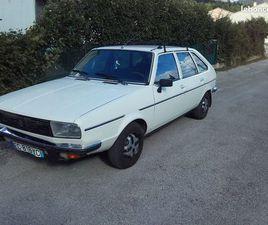 RENAULT 20 GTD 1982