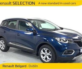 RENAULT KADJAR S-EDITION FOR SALE IN DUBLIN FOR €24700 ON DONEDEAL