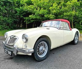 1956 MG A ROADSTER