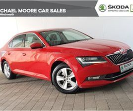 SKODA SUPERB AMBITION 1.6TDI 120BHP FOR SALE IN WESTMEATH FOR €17950 ON DONEDEAL