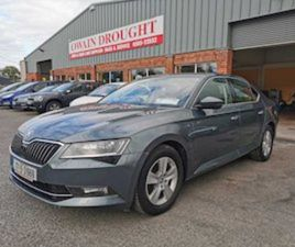 2017 SKODA SUPERB 1.6TDI AMBITION AUTO FOR SALE IN TIPPERARY FOR €18500 ON DONEDEAL