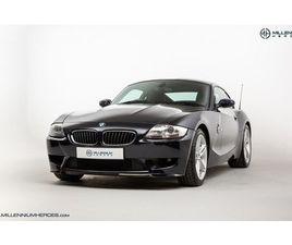 BMW Z4 M COUPE // 33K MILES // FULL BMW HISTORY // PRO NAV + AUDIO