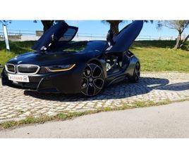 BMW I8 A HÍBRIDO GASOLINA NA AUTO COMPRA E VENDA
