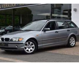 BMW 318 - 3 TOURING DIESEL - AUTOMAAT - AIRCO - CAR PASS -