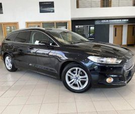 FORD MONDEO ZETEC 2.0TDCI 150PS ESTATE 200 ROAD FOR SALE IN MAYO FOR €14900 ON DONEDEAL