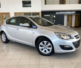 OPEL ASTRA DESIGN 1.6CDTI 16V (136PS) 24 MONTH W FOR SALE IN MAYO FOR €11,900 ON DONEDEAL