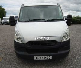 IVECO DAILY BEAVERTAIL C/W WINCH 2014 FOR SALE IN TYRONE FOR £10,950 ON DONEDEAL