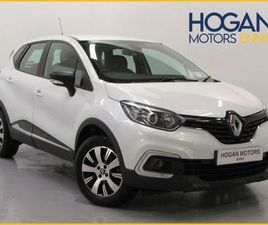 RENAULT CAPTUR PLAY DIESEL 90 BHP FOR SALE IN CLARE FOR €17,950 ON DONEDEAL