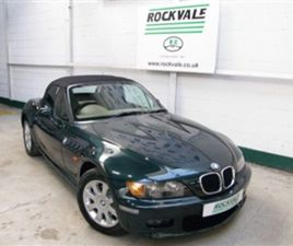 USED 1999 BMW Z3 2.0 Z3 ROADSTER 2DR CONVERTIBLE 65,000 MILES IN OXFORD GREEN II METALLIC