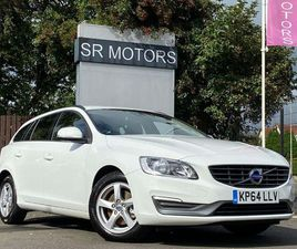 VOLVO V60 1.6 D2 BUSINESS EDITION (S/S) 5DR