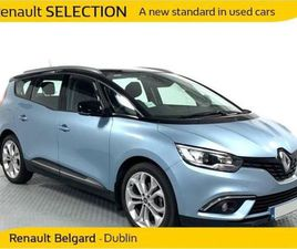 RENAULT GRAND SCENIC ICONIC FOR SALE IN DUBLIN FOR €24,700 ON DONEDEAL