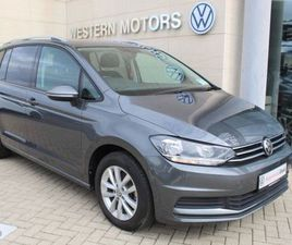 VOLKSWAGEN TOURAN C/L 1.6TDI 7 SEATS ONLY 1 AVAI FOR SALE IN GALWAY FOR €31,945 ON DONEDEA