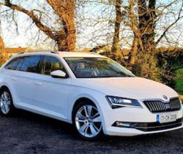 SKODA SUPERB SE L EXECUTIVE TDI DSG, 2017 FOR SALE IN CAVAN FOR €17550 ON DONEDEAL
