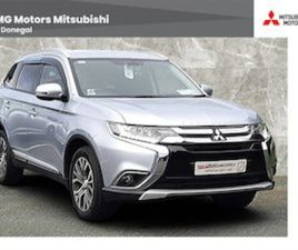 MITSUBISHI OUTLANDER 2.2 DID INTENSE 2WD 5 SEATER FOR SALE IN DONEGAL FOR €18900 ON DONEDE