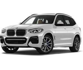 BMW X3 SDRIVE18D 150CH BVA8 M SPORT - 5 PORTES
