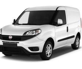 FIAT DOBLO CARGO FT 1.4 GNV T-JET 120 EVOLUZIONE - 4 PORTES