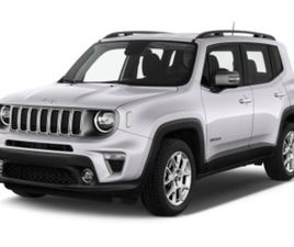 JEEP RENEGADE 1.3 GSE T4 150 CH BVR6 BROOKLYN EDITION - 5 PORTES