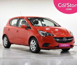 OPEL CORSA E 1.4I 75PS 5DR FOR SALE IN CORK FOR €13,890 ON DONEDEAL