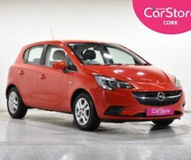OPEL CORSA E 1.4I 75PS 5DR FOR SALE IN CORK FOR €12200 ON DONEDEAL