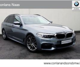 BMW 5 SERIES 520D M SPORT TOURING AUTO FOR SALE IN KILDARE FOR €54950 ON DONEDEAL