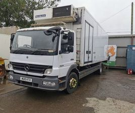 MERCEDES-BENZ ATEGO MERCEDES 1524 FRIDGE LORRY 20 FOR SALE IN LOUTH FOR €6,000 ON DONEDEAL
