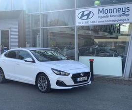 HYUNDAI I30 DELUXE 4DR EXCEPTIONAL VALUE PRE RE FOR SALE IN DUBLIN FOR €24,995 ON DONEDEAL