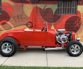 FOR SALE: 1930 FORD ROADSTER IN QUARRYVILLE, PENNSYLVANIA