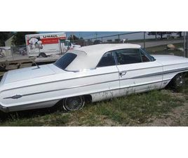 FOR SALE: 1964 FORD GALAXIE IN CADILLAC, MICHIGAN