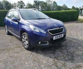 >MAR 2014 PEUGEOT 2008 1.4 HDI ACTIVE 5DR
