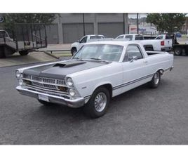 FOR SALE: 1967 FORD RANCHERO IN HOUSTON, TEXAS