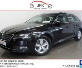 SKODA SUPERB 1.6 TDI 120BHP AMBITION // TRADE INS FOR SALE IN DUBLIN FOR €12950 ON DONEDEA