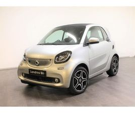 SMART FORTWO ELECTRIC 17.6 KWH SINGLE SPEED