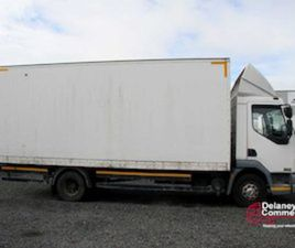 2007 DAF 45,180 4X2 RIGID FOR SALE OR EXPORT. FOR SALE IN KILDARE FOR € ON DONEDEAL