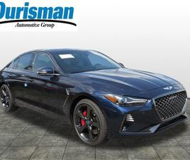BRAND NEW BLUE COLOR 2021 GENESIS G70 FOR SALE IN BOWIE, MD 20716. VIN IS KMTG34LE9MU07087