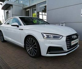 AUDI A5 COUP- S LINE 40 TDI 190 PS S TRONIC 2.0 2DR