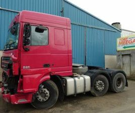 DAF XF FTG105.460 E4 HRS....MID LIFT AND STEER FOR SALE IN LOUTH FOR € ON DONEDEAL