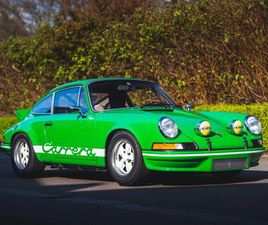 CARRERA 2.7 RS (TOURING)
