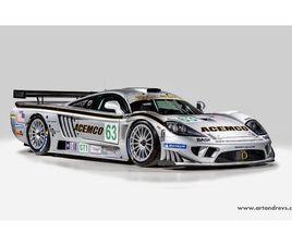 2004 SALEEN S7R - - EX. ACEMCO - FIRST EVOLUTION CAR BUILT - PANOZ ENGINE