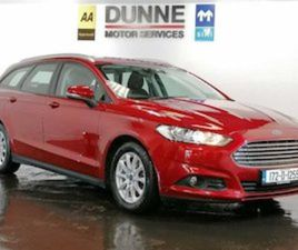 FORD MONDEO 1.5TDCI ESTATE AA APPROVED ZETEC MO FOR SALE IN DUBLIN FOR €17499 ON DONEDEAL
