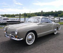 1965 VOLKSWAGEN KARMANN GHIA FOR SALE