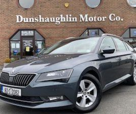 SKODA SUPERB 1.6 TDI 120BHP AMBITION IRISH CAR FOR SALE IN MEATH FOR €14950 ON DONEDEAL