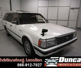 FOR SALE: 1985 TOYOTA CROWN IN CHRISTIANSBURG, VIRGINIA