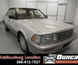 FOR SALE: 1991 TOYOTA CROWN IN CHRISTIANSBURG, VIRGINIA